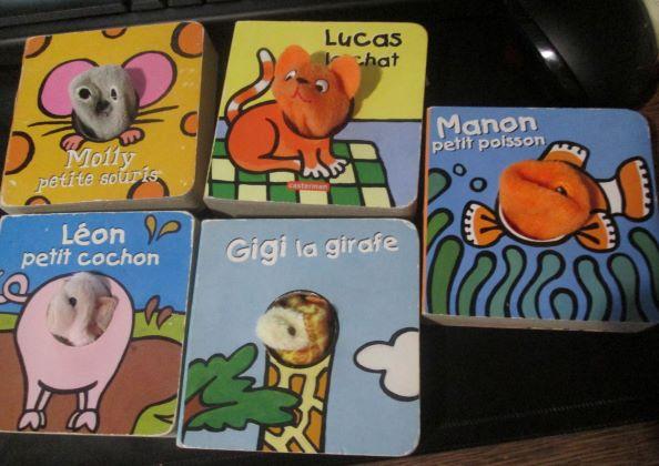 livres animés
