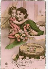 Regards et Vie d'Auvergne, le blog.: Petit poème pour Maman.